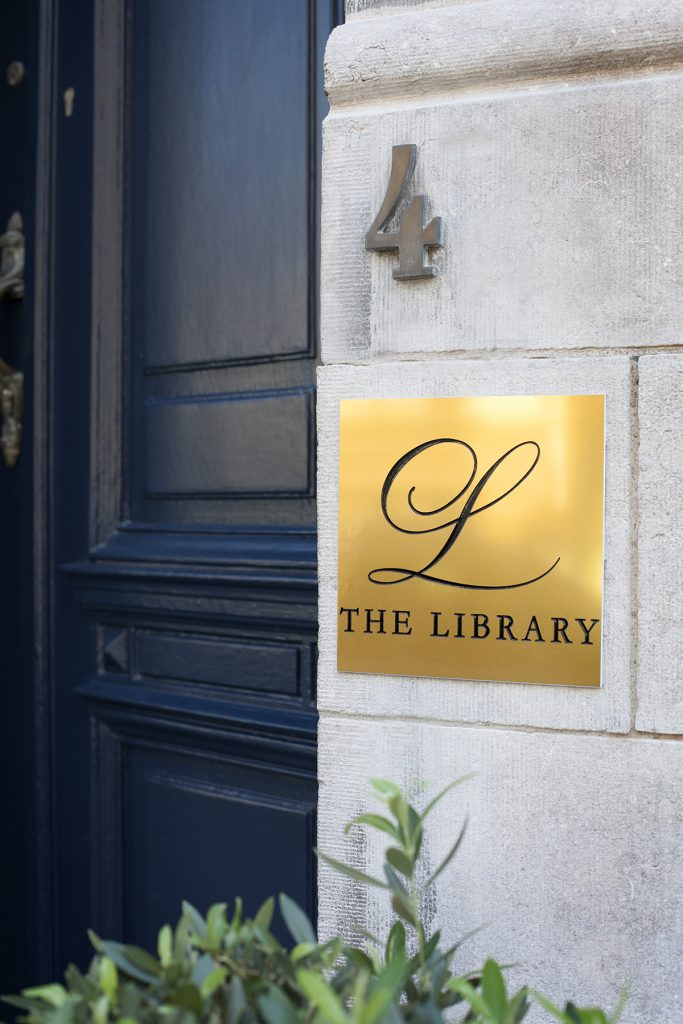 The-Library-entrance